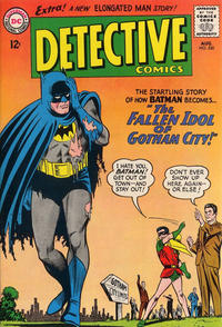 Cover Thumbnail for Detective Comics (DC, 1937 series) #330