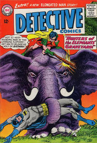Cover Thumbnail for Detective Comics (DC, 1937 series) #333