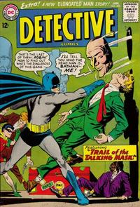 Cover Thumbnail for Detective Comics (DC, 1937 series) #335