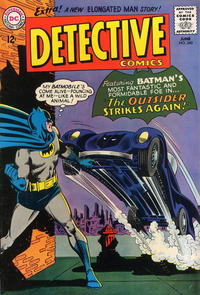 Cover Thumbnail for Detective Comics (DC, 1937 series) #340