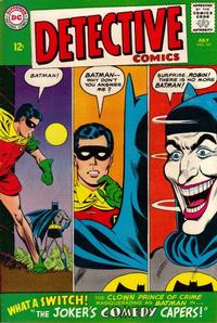 Cover Thumbnail for Detective Comics (DC, 1937 series) #341