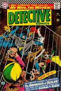 Cover Thumbnail for Detective Comics (DC, 1937 series) #348