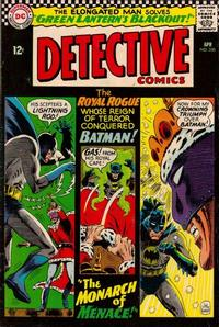 Cover Thumbnail for Detective Comics (DC, 1937 series) #350