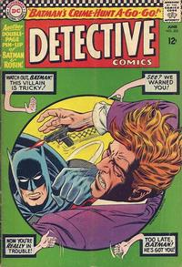 Cover Thumbnail for Detective Comics (DC, 1937 series) #352