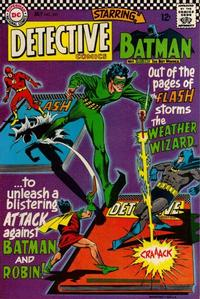 Cover Thumbnail for Detective Comics (DC, 1937 series) #353