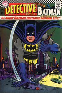 Cover Thumbnail for Detective Comics (DC, 1937 series) #362