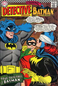 Cover Thumbnail for Detective Comics (DC, 1937 series) #363