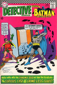 Cover Thumbnail for Detective Comics (DC, 1937 series) #364