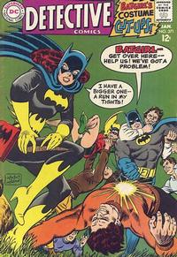 Cover Thumbnail for Detective Comics (DC, 1937 series) #371