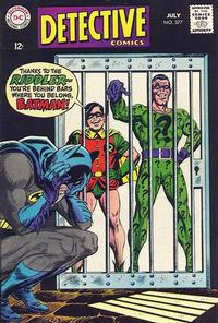 Cover Thumbnail for Detective Comics (DC, 1937 series) #377