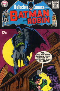 Cover Thumbnail for Detective Comics (DC, 1937 series) #382