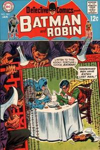 Cover for Detective Comics (DC, 1937 series) #383