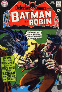 Cover Thumbnail for Detective Comics (DC, 1937 series) #386