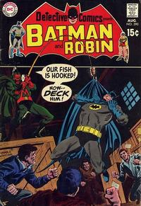 Cover Thumbnail for Detective Comics (DC, 1937 series) #390