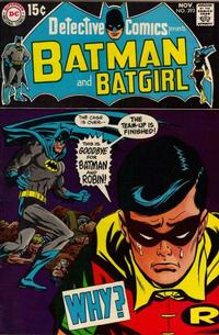 Cover Thumbnail for Detective Comics (DC, 1937 series) #393