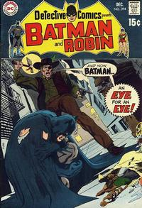 Cover Thumbnail for Detective Comics (DC, 1937 series) #394