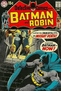 Cover for Detective Comics (DC, 1937 series) #395