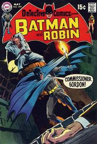 Cover Thumbnail for Detective Comics (DC, 1937 series) #399