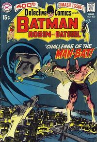 Cover Thumbnail for Detective Comics (DC, 1937 series) #400
