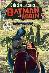 Cover Thumbnail for Detective Comics (DC, 1937 series) #403