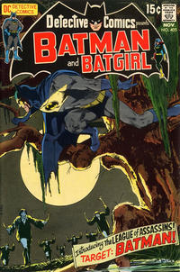 Cover Thumbnail for Detective Comics (DC, 1937 series) #405