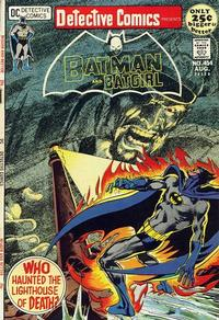 Cover Thumbnail for Detective Comics (DC, 1937 series) #414