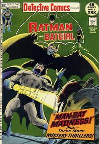 Cover Thumbnail for Detective Comics (DC, 1937 series) #416