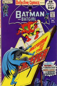 Cover Thumbnail for Detective Comics (DC, 1937 series) #418