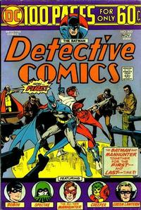 Cover Thumbnail for Detective Comics (DC, 1937 series) #443