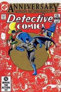Cover Thumbnail for Detective Comics (DC, 1937 series) #526 [Direct-Sales]