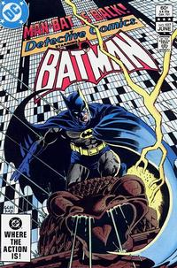 Cover Thumbnail for Detective Comics (DC, 1937 series) #527 [Direct]
