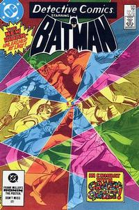 Cover Thumbnail for Detective Comics (DC, 1937 series) #535 [Direct-Sales]