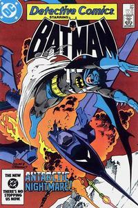 Cover Thumbnail for Detective Comics (DC, 1937 series) #541 [direct-sales]