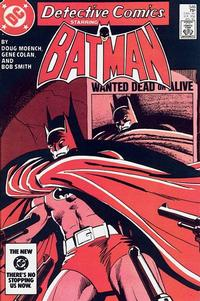 Cover Thumbnail for Detective Comics (DC, 1937 series) #546 [Direct]