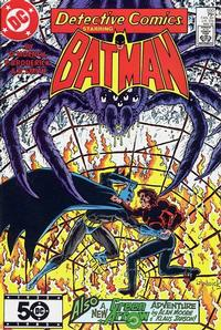 Cover Thumbnail for Detective Comics (DC, 1937 series) #550 [Direct Edition]