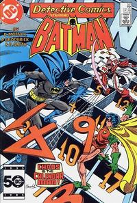 Cover Thumbnail for Detective Comics (DC, 1937 series) #551 [Direct Sales]