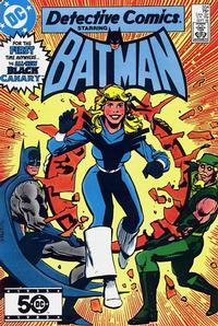 Cover Thumbnail for Detective Comics (DC, 1937 series) #554