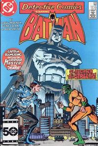 Cover Thumbnail for Detective Comics (DC, 1937 series) #555 [Direct Sales]