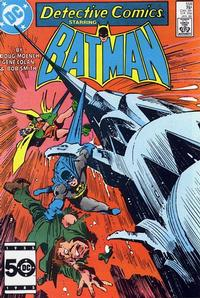 Cover Thumbnail for Detective Comics (DC, 1937 series) #558 [Direct Sales]