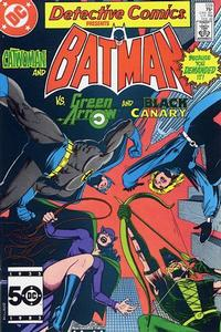 Cover Thumbnail for Detective Comics (DC, 1937 series) #559