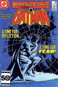 Cover Thumbnail for Detective Comics (DC, 1937 series) #560 [Direct Sales]