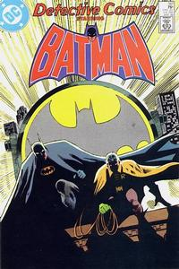 Cover Thumbnail for Detective Comics (DC, 1937 series) #561 [Direct Edition]