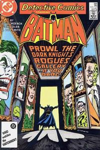 Cover Thumbnail for Detective Comics (DC, 1937 series) #566 [Direct Sales]