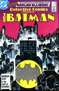 Cover Thumbnail for Detective Comics (DC, 1937 series) #567 [Direct Sales]