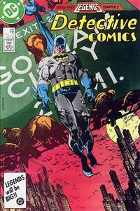 Cover Thumbnail for Detective Comics (DC, 1937 series) #568 [Direct]