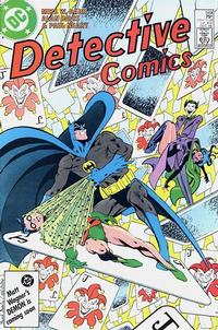 Cover Thumbnail for Detective Comics (DC, 1937 series) #569 [Direct]