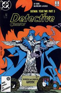 Cover Thumbnail for Detective Comics (DC, 1937 series) #577 [Direct]