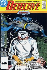 Cover Thumbnail for Detective Comics (DC, 1937 series) #579 [Direct Sales]