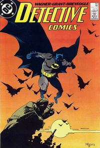 Cover Thumbnail for Detective Comics (DC, 1937 series) #583 [Direct]