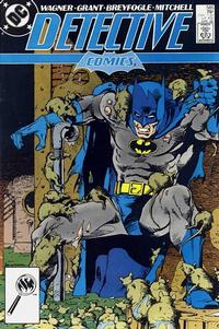 Cover Thumbnail for Detective Comics (DC, 1937 series) #585